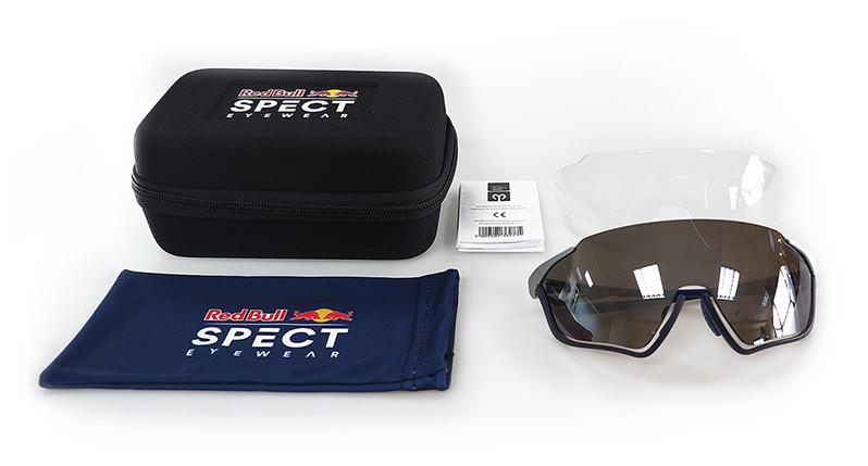 オフィシャル【Red Bull SPECT/レッドブル スペクト】FLOW サングラス