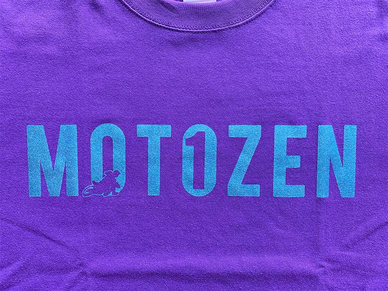 MOTOZEN 限定 Tシャツ