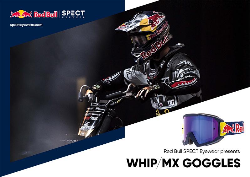 【Red Bull SPECT/レッドブル スペクト】ゴーグル