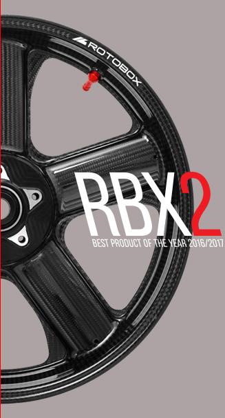ROTOBOX RBX2 カーボンホイール