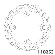 Moto-Master フレイムディスク110253
