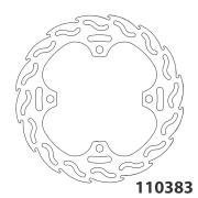 Moto-Master フレイムディスク110383