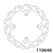 Moto-Master フレイムディスク110646