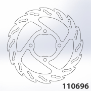 Moto-Master フレイムディスク110696