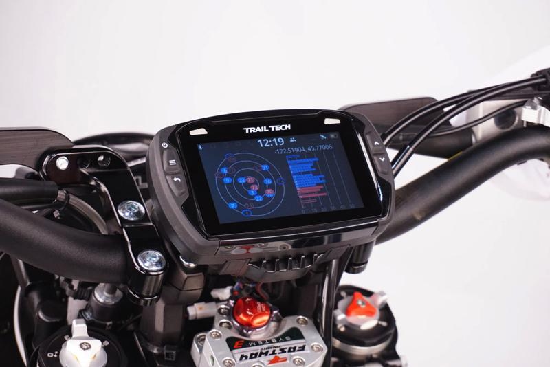 Trail Tech トレイルテック Voyager Pro ハンドルバーマウント 9200-1000